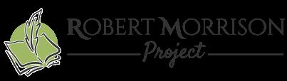 Robert Morrison Project
